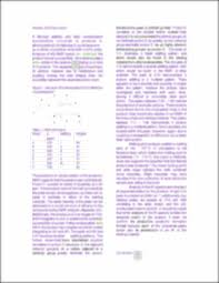 michael addition and aldol condensation u2013 synthesis of 6
