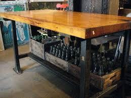 antique butcher block kitchen island butcher block kitchen table antique butcher block table
