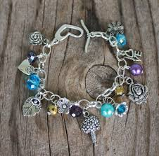 flower girl charm bracelet 19 best country girl jewelry images on country girl