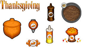 image thanksgiving toppings donuteria by amelia411 d7nsamz png