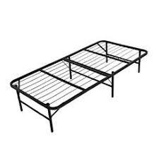 foldable platform bed pragma queen size quad fold folding bed frame