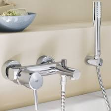 grohe concetto 32212001 1 2 inch single lever bath shower mixer