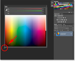 the improved and enhanced color panel photoshop cc 2014
