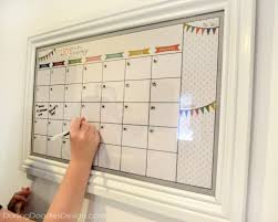 25 unique dry erase calendar ideas on pinterest weekly planner