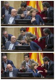 catalan independence catalan parliament steps up pressure on