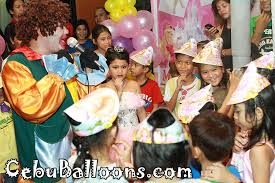 clown magician party host party entertainers cebu balloons and party supplies