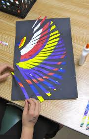 amazing art adventures moving lines 3rd grade