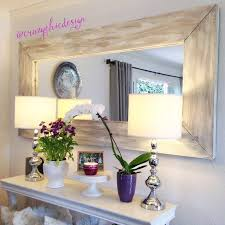 How To Make A Mirrored Nightstand Diy The 25 Best Ikea Mirror Hack Ideas On Pinterest Mirrors Rustic