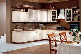wall colors for kitchens with white cabinets home decoration