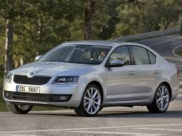 skoda octavia range getting facelift in 2017 report claims