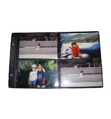 4x6 photo album inserts inserts refills raika usa
