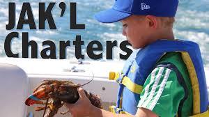 cape cod lobster trip jak u0027l charters review youtube