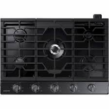 Gas Stainless Steel Cooktop Samsung 30