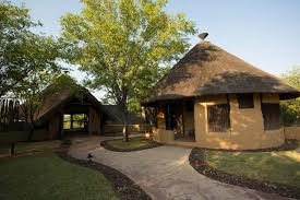 Harbinger Tiny House by African Thatched Houses Cosy African Thatched House In The Heart