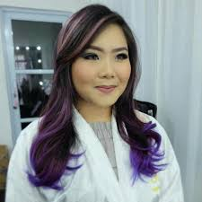 purple hair how to dye hair in purple ladylife