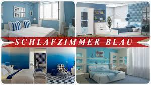 Blaues Schlafzimmer Wohnideen Schlafzimmer Blau Haus Design Möbel Ideen Und