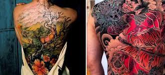 amazing traditional japanese tattoo designs