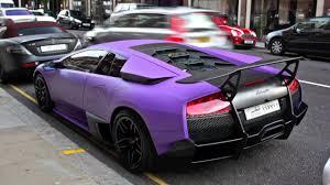 Lamborghini Murcielago Purple - matte purple lamborghini lp670 4 sv قطر youtube
