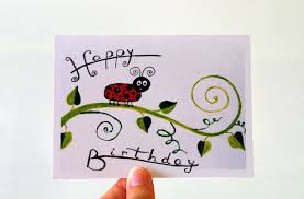 birthday card children birthday card kids cards baby birthday