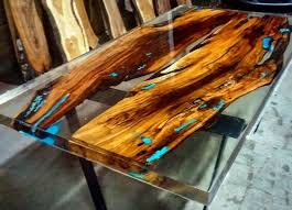 Tr Transparent Epoxy Clear Epoxy Resin Mobilya Pinterest