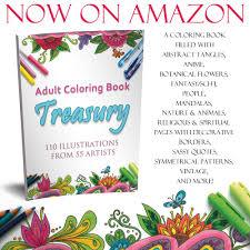 coloring book treasury hattifant