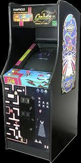 Ms Pacman Cabinet Ms Pac Man Galaga 20th Anniversary Class Of 1981 Reunion V1 08