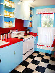 Old Fashioned Kitchen Cabinets Kitchen Design Marvelous 1950s Decor Retro Oven Antique Kitchen