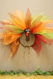deco mesh turkey wreath my crafts turkey wreath