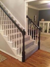 Best Paint For Stair Banisters 7 Best Staircase Images On Pinterest Banisters Black Stair