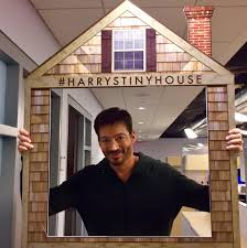 Jessica Mattern by Harry Connick Jr Spent A Night In A Tiny House