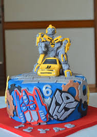 transformers cakes bumblebee transformer cake serendipity cakes by yvonne