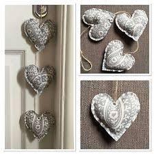 fabric hearts ebay