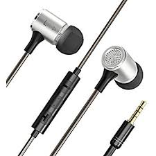 amazon black friday deal for earbuds amazon com headphones in ear earbuds with mic stereo u0026 volume