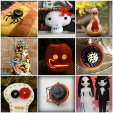 vintage halloween crafts bonkers about buttons october 2010