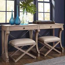 sofa table with stools underneath console table with stools underneath tanner console table top design