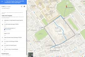 Chicago Walking Map by Walk This Way Google Maps Now Features Shortcuts Through Buildings
