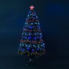 Christmas Tree With Optical Fiber Lights - 22 best fibre optic artificial christmas tree images on pinterest