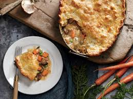 Pot Pie Variations by 50 Healthy Chicken Breast Recipes Cooking Light