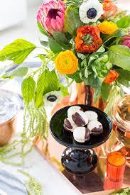 a sophisticated halloween dinner table setting sugar u0026 cloth