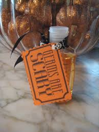 creative party ideas by cheryl germs are scary halloween gift idea