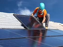 Townhouse Or House by Solar Roof To Commence Prepare For Roof Replacement In Sydney
