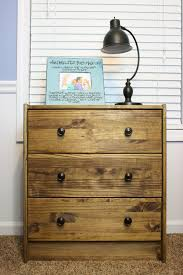 Full Bedroom Furniture Designs by Nightstand Dazzling Hickory Wood Ikea Nightstand With Drawers