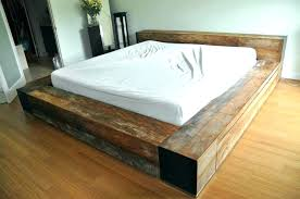 bed plans with storage sequoiablessed info