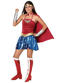 Female Superhero Costume Ideas Halloween Woman Teen Costume Teen Costumes Costumes Halloween
