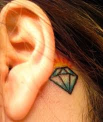 100 rose behind ear tattoo the 25 best tattoos ideas on