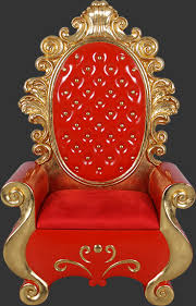 santa chair rental throne chair rental in ny nyc nj ct island