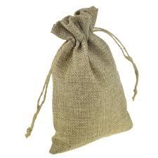 burlap drawstring bags handmade hessian jute burlap drawstring packaging bags for jewelry