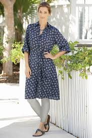 plus size shirt dress with leggings clothing for large ladies