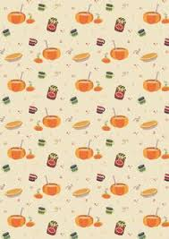 autumn harvest printable scrapbook paper many different styles to