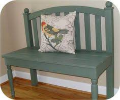 Headboard Woodworking Plans by How To Make A Bench From An Old Headboard Footboard Recipe
